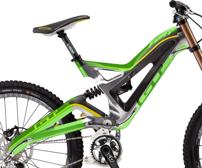 GT Fury Carbon – easy-frame.com | bike-lackschutzfolie