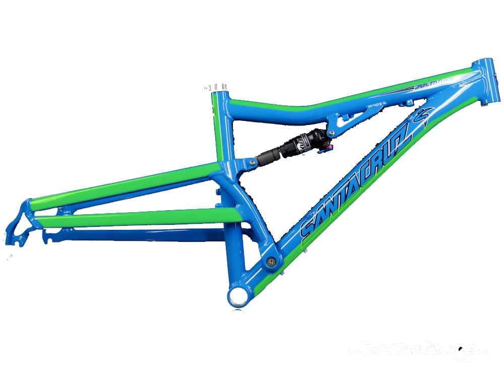 Santa Cruz Juliana – easy-frame.com | bike-lackschutzfolie