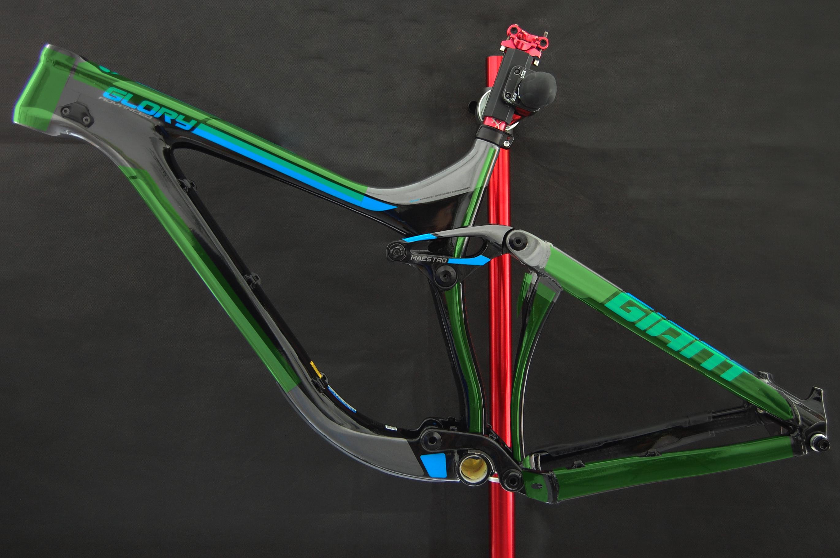 Giant Glory Advanced – easy-frame.com | bike-lackschutzfolie