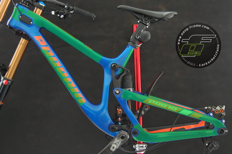 Propain – easy-frame.com | bike-lackschutzfolie