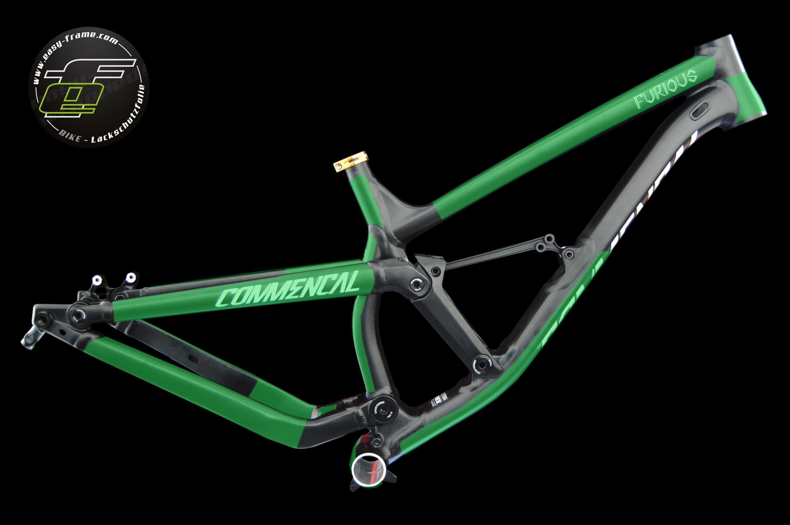 Commencal – easy-frame.com | bike-lackschutzfolie